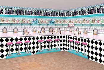 Plan Your Sock Hop 50s Theme Party Today With These Great Sock Hop And 50s  Party Supplies, Decorations, Party Favors And More!